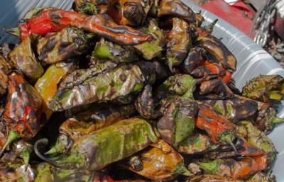 sandia chiles